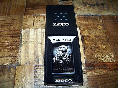 ZIPPO, Dont Fear the Reaper