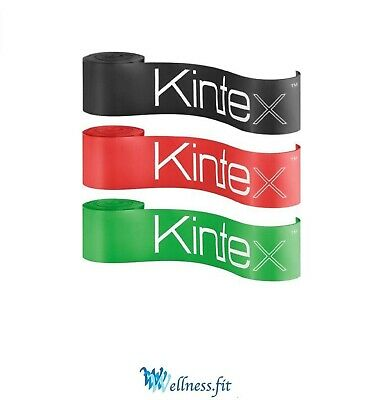 VOODOO Kompressions-Band FIT: KINTEX Flossing 1,5 mm Power Physio Sport Fitness