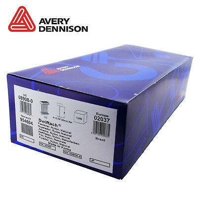 "Avery Dennison 08908 1"" Heavy Duty Natural Tagging Fasteners Barbs"