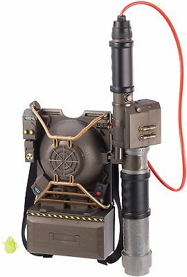 New Ghostbusters Electronic Proton Pack Projector Ghost Hunting Gea Backpack