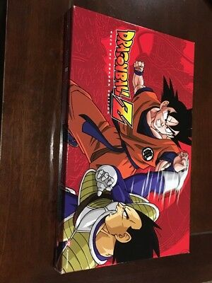 Dragon Ball Z Rock The Dragon DVD RARE