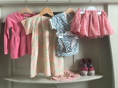 Girls Size 3 Bundle - Seed, Country Road, Gymboree, Oobi & Sketchers - 6 items