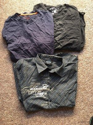 Size L Men's Clothes In Good Condition