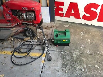 Gerni 208 high pressure cleaner