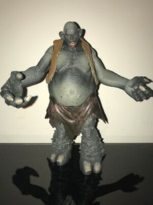Harry Potter Mountain Troll Deluxe Action Figure - Look - Great
