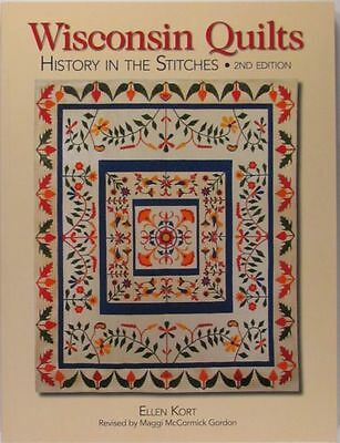 Wisconsin Antique Quilts, Quiltmakers -19th + 20th Century Midwestern Quilting