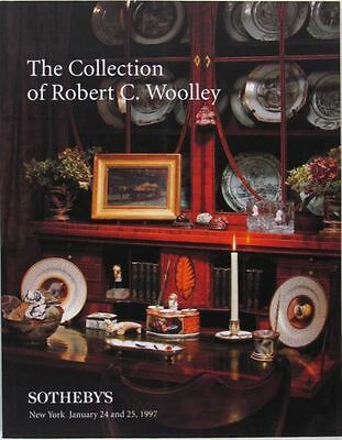 Robert C. Woolley, Sotheby's Auctioneer, Personal Collection of Art and Antiques