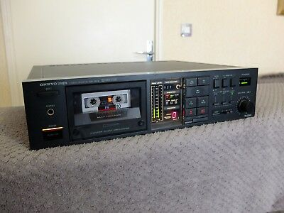Stereo Cassette deck Onkyo integra TA-2044 / Worldwide shipping