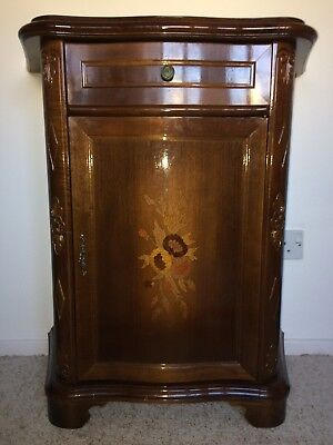 1950s 1960s style side cabinet