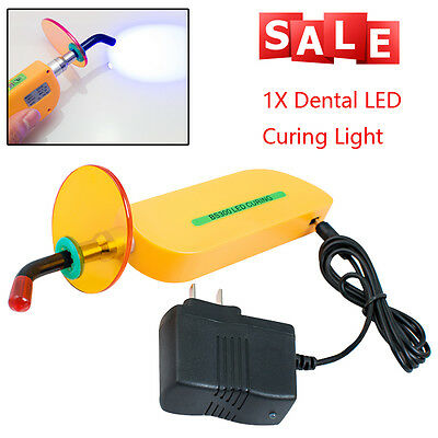 1500mw Dental Wireless Cordless LED Cure Curing Light Lamp BS300  denshine 2018