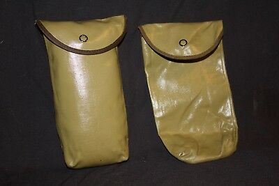 Original WWII U.S.Army. POUCH for M-1 GARAND [YOU GET TWO {2} ]