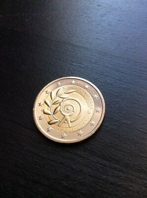 2 Euro Special Olympics Olympia Griechenland 2011 bfr. direkt aus Rolle