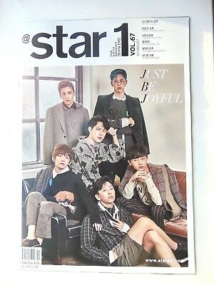 JBJ STAR1 Magazine October 2017 Volume 67 @Star1 1 101 Korean K-pop Kpop UK