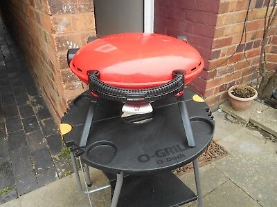 MARCO Pierre White O-grill portable Barbecue LP gas grill with O ...