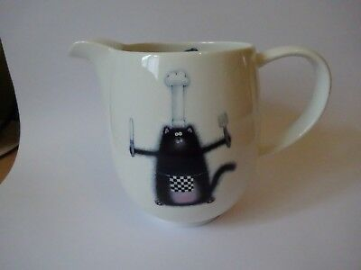 Portmeirion Splat the Cat by Rob Scotton Large jug 1 1/2 pint