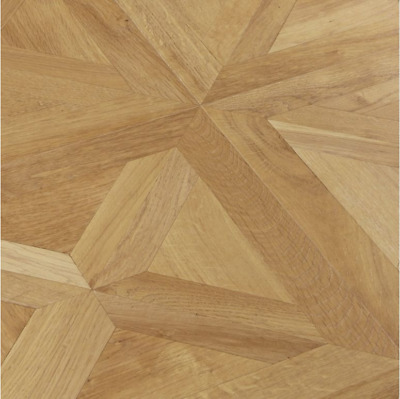 Staccato Natural Oak Parquet Effect Laminate Flooring 186 M Pack