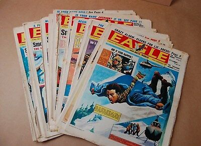 Eagle Boys Comics 1967 Vol.18 Lot1