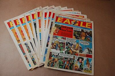 Eagle Boys Comics 1969 Vol. 20 Lot 2