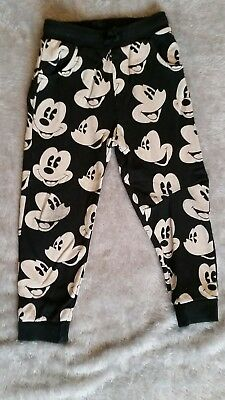 Girls Mickey Mouse Trousers Age 4-5 years From Next