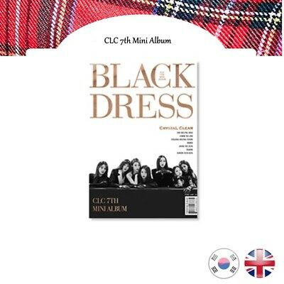 [NEW + SEALED!] CLC Black Dress 7th Mini Album Kpop K-pop UK