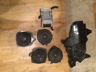 Audi A3 8p Bose Speakers X4 and Sub Woofer And Amplifier Or Sell Individually