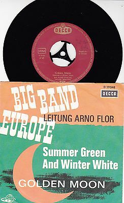 BIG BAND EUROPE *Arno Addy FLOR * 60er Jahre* DECCA*GOLDEN MOON*Summer green and