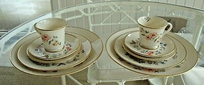 2  (5 Pc.) Place Settings Gorham China CHINOISERIE - Mint Condition