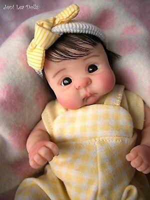 "❤Ooak  Baby Girl ""sophie""  By Joni Lea * Dolly-Street❤"