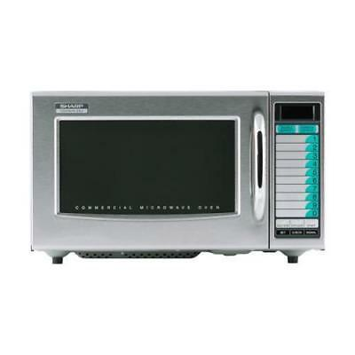 Sharp - R-21LVF - 1000 Watt Commercial Microwave Oven BRAND NEW!