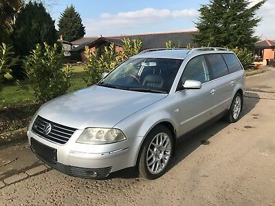 Volkswagen Passat W8 4 Motion Auto Automatic Estate Low Miles Immaculate Example