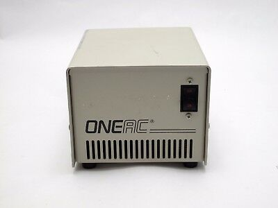 ONEAC CP1103 Power Conditioner - 120 VAC  3.2 Amp