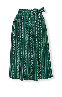 Stockerpoint Traditional Costume Dirndl Apron - SC195 - Fir Midi