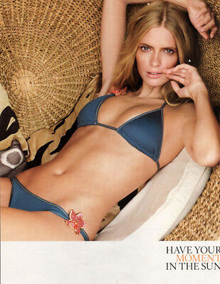 Julia Stegner->52 ads & clippings of Beautiful German Supermodel