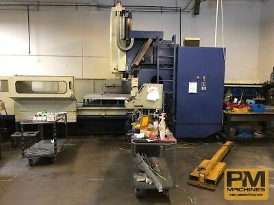 2002 Mighty Viper Vmc3000-Gxt 3-Axis Vertical Bridge Mill Reduced Price