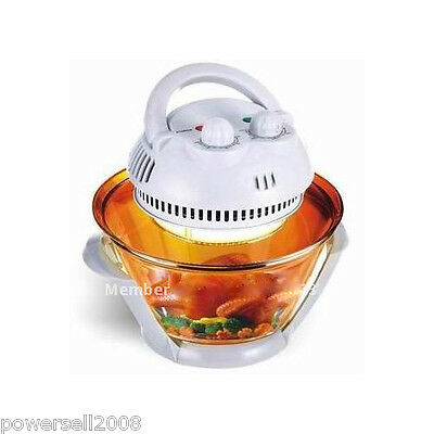 New High-Quality Mini Turbo Oven Electric Baking Grill Function Smokeless