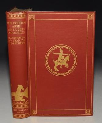 The Golden Asse Of Lucius Apuleius. Limited Edition Colour Plts Cupid Psyche VG