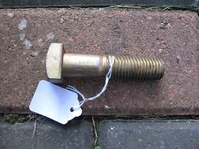 Ford Fordson County Ransomes plough old vintage tractor ¾ UNC coach bolt square