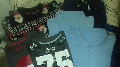Job lot of boys clothes size 5-6 yrs Next, George, Matalan, Primark Take a look