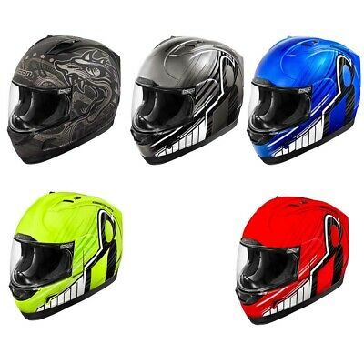 Icon Alliance Overlord Full Face DOT Helmet - Pick Size and Color