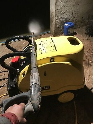 Karcher HDS 601c ECO Hot Cold Steam Cleaner Pressure Washer