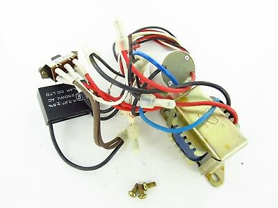Astounding 5 Used Nutone Ceiling Fan Wiring Harness With Switchs Capacitor Wiring Database Pengheclesi4X4Andersnl