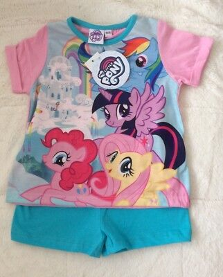 My Little Pony Pyjama Set - Size 18-24 Months. Brand New With Tags.