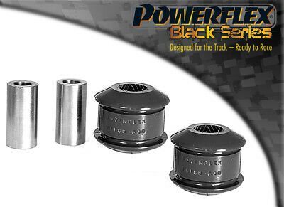 PFF88-600BLK Powerflex Front Arm Rear Bushes BLACK Series (2 in Box)