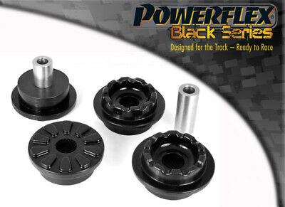 PFR36-120BLK Powerflex Rear Diff Mounting Bushes BLACK Series (2 in Box)