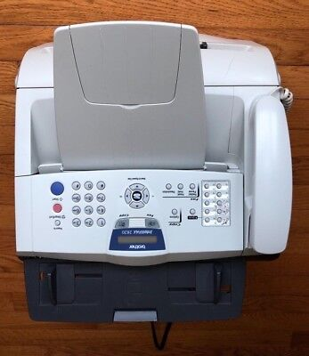 Brother IntelliFAX 2820 Fax, Copier All-In-One Laser Printer