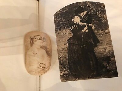 Victorian Album Prints  Excellent condition Albumen style paper ( Photos ? )