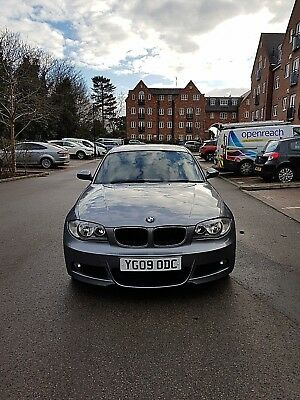 BMW 1 Series M Sport Coupe 120D *** LOW START - NO RESERVE ***