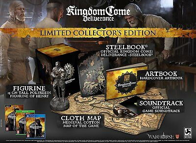 Kingdom Come Deliverance Collectors Edition PS4  - NOW IN STOCK!
