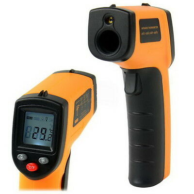 Temperature Gun Non-contact Infrared IR Laser Digital Thermometer US SELLER TO