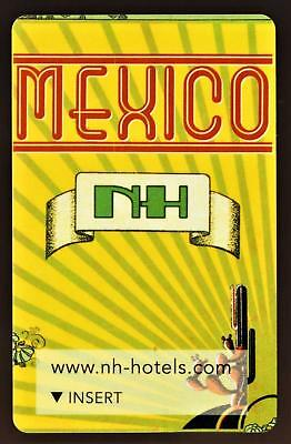 NH HOTELS***MEXICO*** hotel key card*FAST SAFE SHIPPING # 277